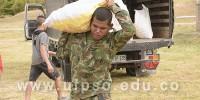 """Clic para ver galeria UFPS Ocaña pionero en la realización del """"Seed Bomb"""" en Colombia"""