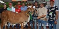 Clic para ver galeria UFPS Ocaña participó en la versión XVI de la Agroferia de Bucaramanga
