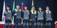 Clic para ver galeria UFPS Ocaña graduó 247 nuevos profesionales competentes