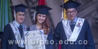 Clic para ver galeria Desarrollada Cuarta Ceremonia de Graduación 2019