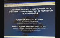 Clic para ver video Participación encuentro de investigación en sistemas