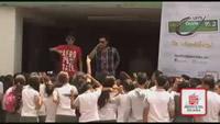 Clic para ver video Tour Estudiantil de la UFM 2013, en el colegio Agustina Ferro.