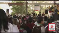 Clic para ver video Tour estudiantil de la Ufm 2013, visitó el Colegio Francisco Fernández de Contreras.