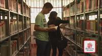 Clic para ver video Nuevo sistema de estantería abierta para la biblioteca de la Institución