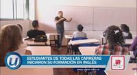 Clic para ver video I cohorte curso de ingles 2014