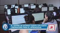 Clic para ver video Nuevo laboratorio centro de idiomas