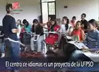 Clic para ver video Centro de idiomas