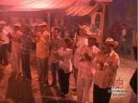 Clic para ver video Noche cultural en Río de Oro