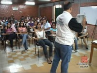 Clic para ver video VISITA ESTUDIANTES UNIPAMPLONA